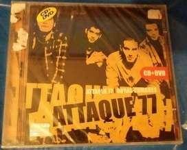 attaque 77 obras cumbres cddvd importado