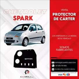 Venta de carter para protección de vehículo