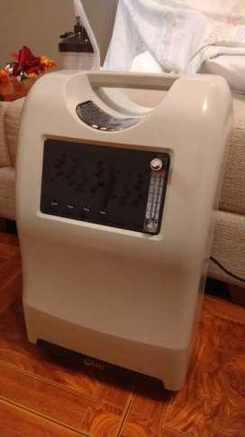 Alquiló Concetrador de Oxigeno