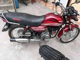 Vendo o cambio moto Hero por Pulsar 135