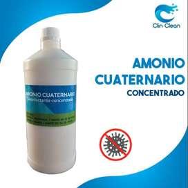 Amonio Cuaternario en Rosario