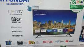 Tv de 32 pulgadas Smart hiunday