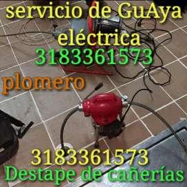 Plomeros Bucaramanga GuAya eléctrica.
