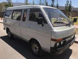 Remato Nissan Vanette 1993 Dual GLP Gasolina
