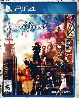 KingdomHearts PS4