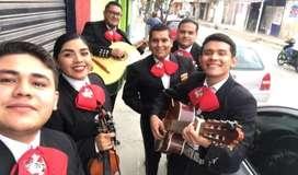 Mariachis en Medellín