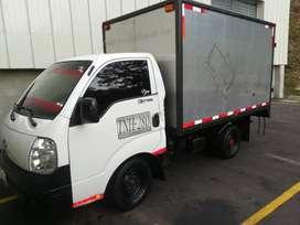vendo furgon Kia 2700 modelo 2009