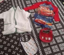 Vendo ropa de niño toda 60mil