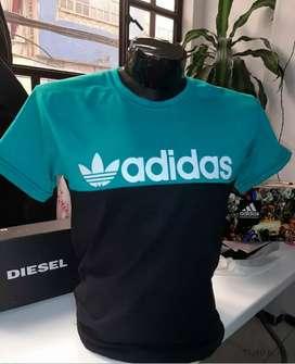 Camisetas x mayor