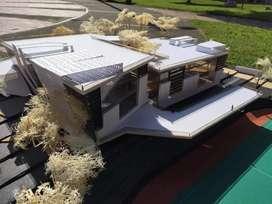 Realizo maquetas y planos arquitectonicos