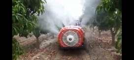 Carro Fumigador