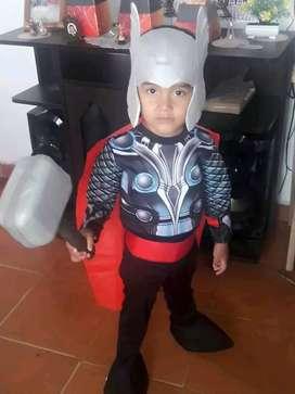 Vendo Disfraz De Thor