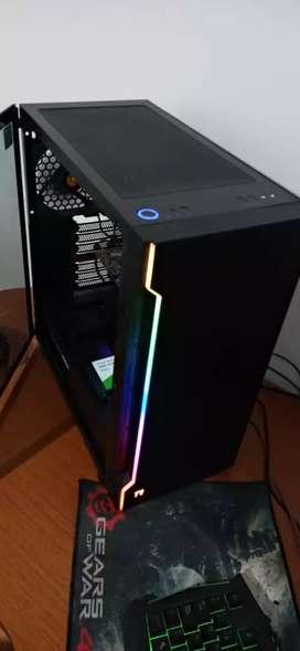 Torre gamer rayzen 5