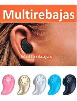 Audífono Deportivo Bluetooth Tipo Gota Manos Libres