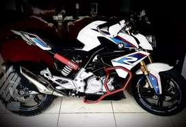 BMW G310R impecable