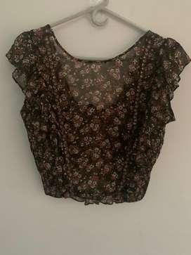 A le venta camisa marca zara