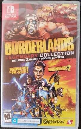 Borderlands Legendary Collection Switch y otros oferta incluye envío!
