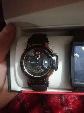 Vendo o permuto dos relojes. Un tissot de mujer y un Tag heuer de hombre