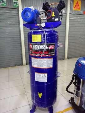 Compresora de aire Tanque Importado 80 Galones Vertical