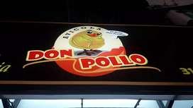 "Avicola Don Pollo ""Venta de sucursal"" Acreditada"