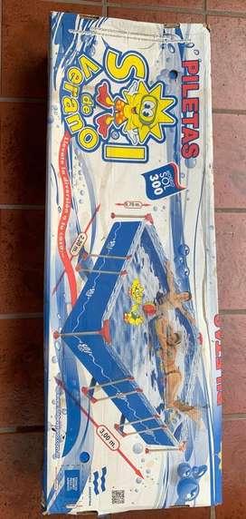 Pileta de Lona Sol de Verano Modelo 300