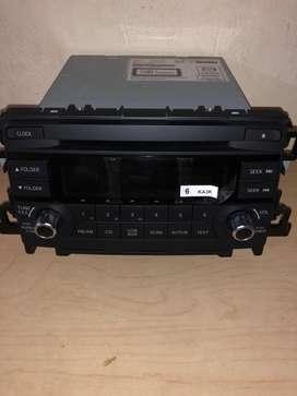 Radio musical camioneta Mazda CX5 NUEVO.