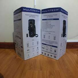 Parlante bluetooth 12watts, con bateria interna