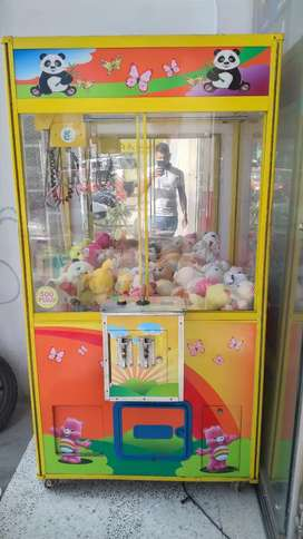 Vendo máquina dispensadora de peluches