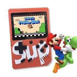 GAME BOX SUP 400 IN 1 Juegos Nintendo Retro