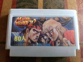 Master Fighter VI Family Computer