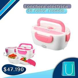 LONCHERA ELÉCTRICA PORTA COMIDA ️