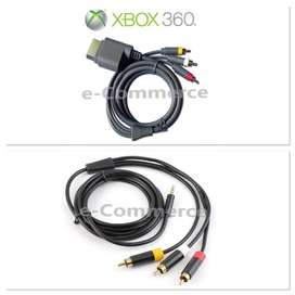 Cable Audio Video Xbox 360 Fat Xbox 360 Slim Xbox 360 Elite Xbox 360 E