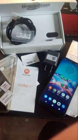 Permuto Moto e6s en garantia con factura de compra y todos sus accesorios