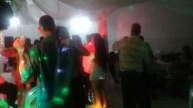 Miniteca sonido fiesta evento
