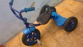 Triciclo para niño(a)