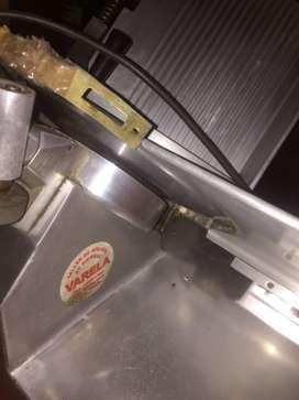 maquina de cortar fiambre de 300