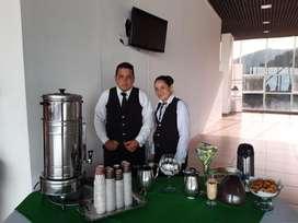 ESTACION  DE CAFE & GRECAS PARA TODA CLASE DE EVENTOS