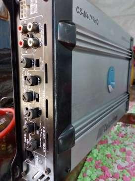 Amplificador de audio CELESTIUM 2500w