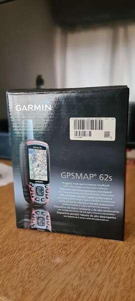 Gps Garmin GPSMAP 62s Nuevo!