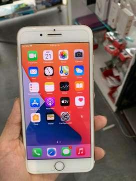Iphone 7 plus 32gb, bateria 75, caja y cargador, nunca destapado, precio fijo