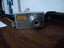 Camara Digital Cybershot DSC W180