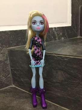 Muñeca Abbey Bominable monster high