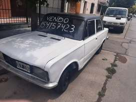 Vendo Fiat Mirafiore 125