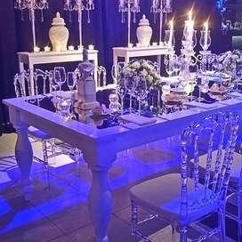 alquiler- de mesas y sillas tifani rosario-