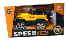 Importado Carro Control Remoto Jeep S Bateria Recargable