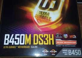 Board B450M AMD