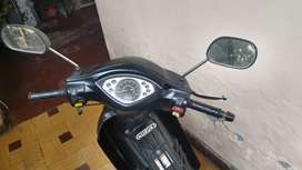 Se vende moto Best 2015 negra mate, bien Tenida.