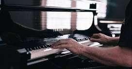 ¡Nuevas! Clases de Piano para Adultos-Nivel Principiante