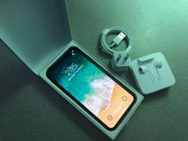 IPHONE X 64GB NEGRO LIBRE TODO OPERADOR ACCESORIOS ORIGINALE ESTAD 10/10 GARANTÍA 6 MESES Y FACTURA LEGAL