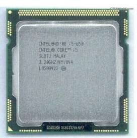 Core i5 650 3.2GHz